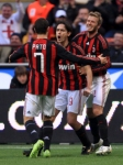 Soccer - Italian Serie A - AC Milan v Atalanta - San Siro